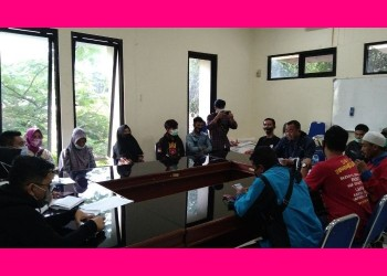 Pertanyakan Kejelasan Bansos PKH, DPK SPRI Datangi Dinsos Cianjur
