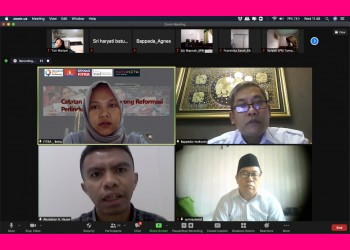 HASIL AUDIENSI DENGAN BAPPEDA DKI JAKARTA