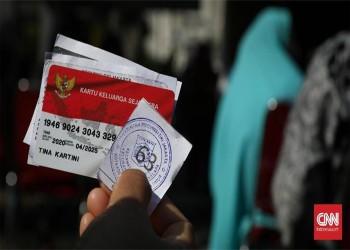 2.892 Kepala Keluarga di DKI Jakarta Belum Dapat PKH Update